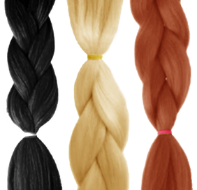 Цвет волос ребенка